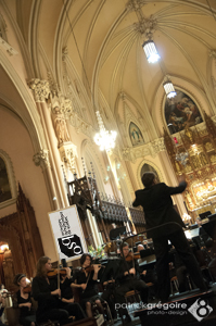 OSQ à l'Église La Nativité-De-Notre-Dame de Beauport
