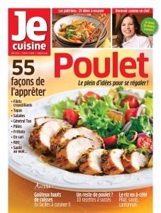 Je cuisine Poulet, 55 façons de l'apprêter