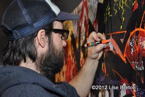 Alexandre Lemay directeur de la galerie Morgan Bridge de Québec