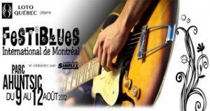 Le FestiBlues International de Montréal 2012