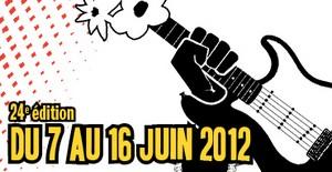 La programmation des FrancoFolies du 11 juin 2012