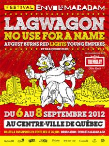La 17e édition du festival Envol et Macadam aura lieu du 6 au 8 septembre  2012