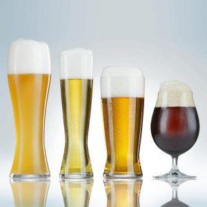 le No1 du top 5 des suggestions de cadeaux pour la fête des pères : l'ensemble de dégustation pour la bière Spiegelau.