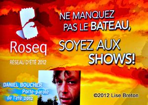 Dévoilement de la programmation 2012 de ROSEQ