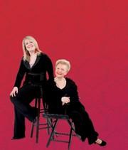 Priscilla-Ann Tremblay et Rachel Martel