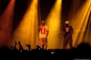 Booba en concert au Métropolis !