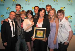 Tactik remporte un Prix d'excellence au Gala de l'Alliance Médias Jeunesse