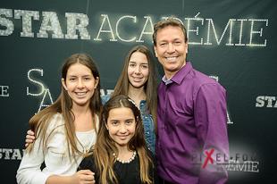 Ricardo et ses filles