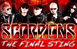 Scorpions au Centre Belle le 3 juillet 2012
