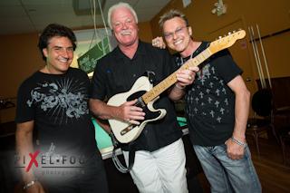 Mercedes Band et Yvon Lambert