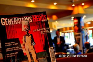 Magazine Générations Héros