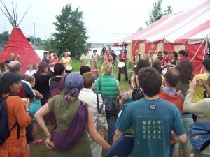 le festival Échofête de cette année (25 au 29 juillet)