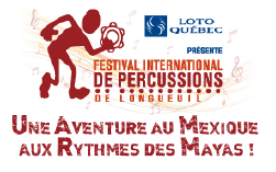 FESTIVAL INTERNATIONAL DE PERCUSSIONS DE LONGUEUIL