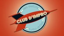 Club d'Impro  au Cercle le 26 juin 2012