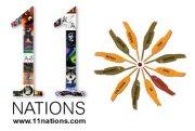 Journée nationale des Autochtones à l'exposition Onze Nations