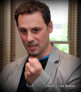 coproducteur Martin Paul-Hus (Amérique Film)