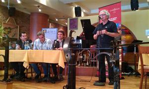 Conférence de presse du 6e Festival de jazz de Québec