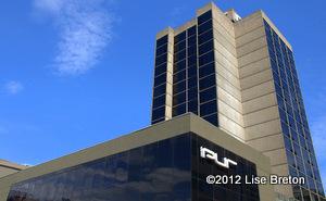 Le TRYP Québec Hôtel PUR