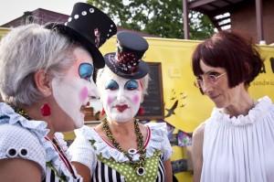 Danielle Roy, directrice artistique des arts de la rue du Festival Juste Pour rire