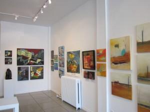 L'exposition L'art d'été 2012