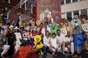 Arts de la rue, 30e Festival Juste pour Rire