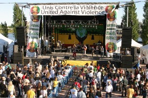 9e édition du Festival international reggae de Montréal