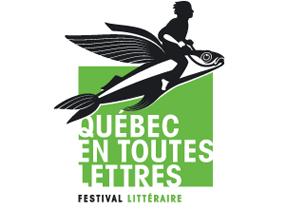 Festival littéraire Québec en toutes lettres