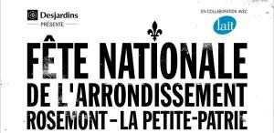 Fête nationale de Rosemont – La Petite-Patrie : une programmation pour toute la famille