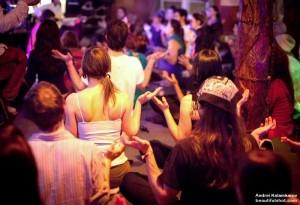 Le premier Festival annuel de musique et yoga de Montréal