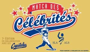 la 7ième édition du Match des Célébrités au profit de la maladie de Lou Gehri