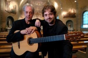 Marcos Vinicius et Sébastien Deshaies