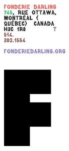 10 ANS, Ma Darling! : jeudi 14 juin, 18h, c¹est jour de fête à la Fonderie Darling