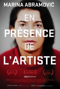 film MARINA ABRAMOVIC : EN PRÉSENCE DE L'ARTISTE