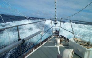 Le Passage du Nord-Ouest à bord du voilier BALTHAZAR