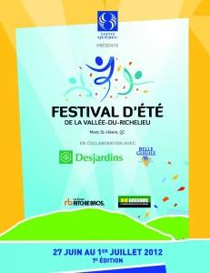 Festival d'été de la Vallée-du-Richelieu