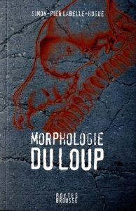 Couverture du livre Morphologie du loup