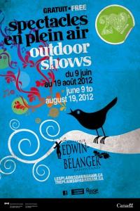 La 20e saison musicale du Kiosque débute ce samedi 9 juin 2012 à 20 h
