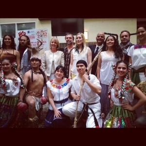 Les artistes dul Festival International de Percussions de Longueuil !