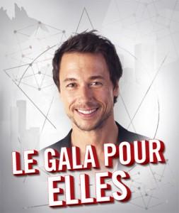 Le Gala pour elles animé par Stéphane Rousseau