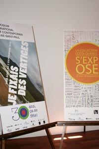 """La 30 èm édition du Symposium s'annonce avec le thème """"Je fixais des vertiges"""""""