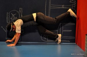 Dessins et acrobaties
