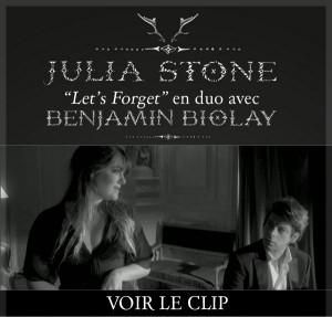 Julia Stone & Benjamin Biolay : le clip de Let's Forget