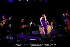 Isabelle Renaud et ses musiciens