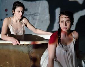 Alexa-Jeanne Dubé et Marie-Philip Lamarche