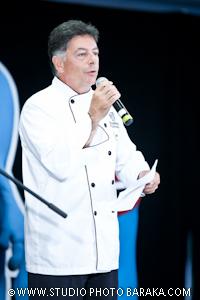 Chef Mario Martel