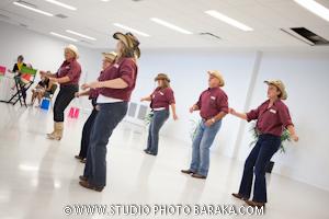 La troupe de danse Jacques Duval