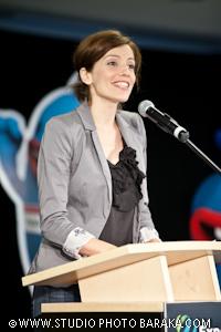 Marilyse Bourke, porte-parole d'Expo Québec