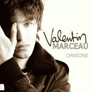 Valentin Marceau, single Dansons, la vidéo teaser