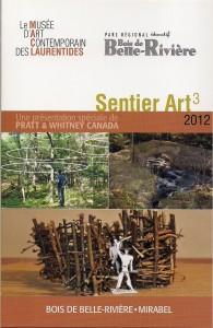 la 6e édition de Sentier Art3,