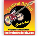 LA 13E ÉDITION DU FESTIVAL RÉTRO DE JOLY CONNAIT UNE AFFLUENCE RECORD !